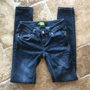 Tilly's RSQ brand skinny jeans- size 3